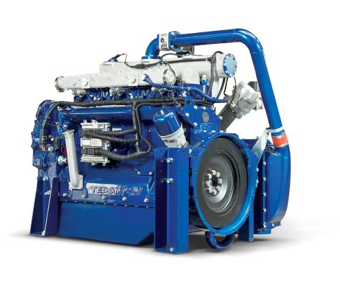 TEDOM Stationary engines